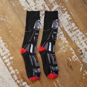 Darth Vader Socks